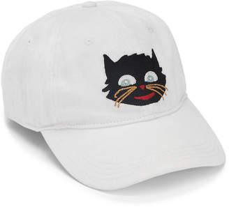 Lucky Brand Lot, Stock And Barrel LUCKY CAT BASEBALL HAT