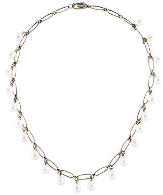 Tiffany & Co. Elsa Peretti Pearl Collar Necklace