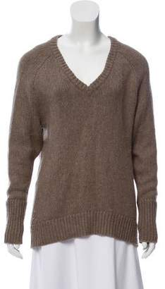 Alexander Wang Lightweight V-Neck Sweater