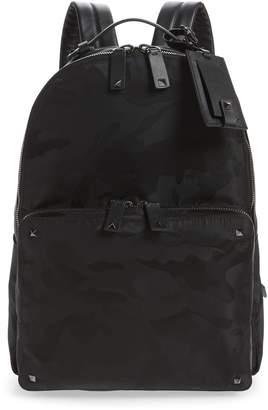 Valentino Black Men s Backpacks - ShopStyle 6025a410cb1d2