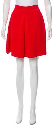 Yigal Azrouel Flared Mini Skirt