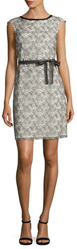 Max Mara Weekend Max Mara Zebio Organza Floral Dress
