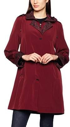 Jacques Vert Women's Classic Mid Length Mac Coat,(Manufacturer Size:Large)