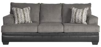 Signature Design by Ashley Millingar Queen Sofa Sleeper Smoke Gray