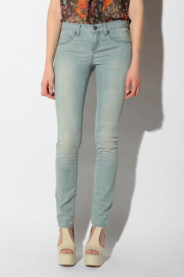 RVCA Loki Skinny Jean - Vintage Denim