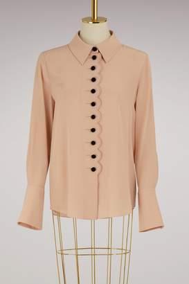 Chloé Crepe de Chine shirt