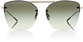Oliver Peoples WOMEN'S ZIANE SUNGLASSES - OLIVE