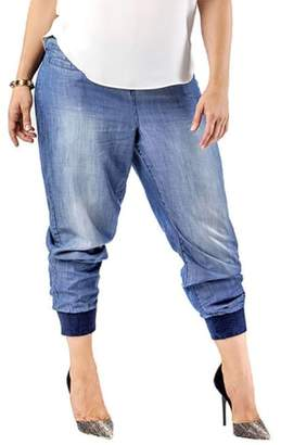 Standards & Practices Marcie Lightweight Denim Jogger Pants