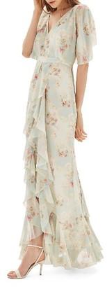 Women's Topshop Bride Cascade Gown $320 thestylecure.com