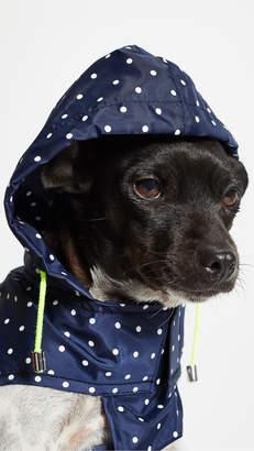 Gift Boutique Pet's Polka Dot Anorak Raincoat