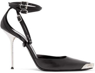 cff82fc57 Alexander Wang Selena Leather Pumps - Black