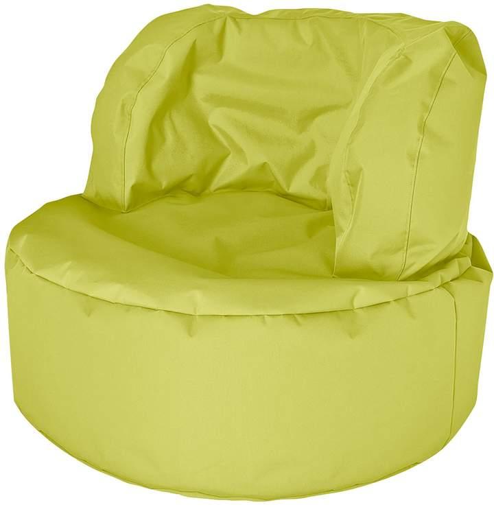 SITTING POINT Sitzsack Bebop Uni Scuba Webstoff