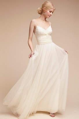 Anthropologie Tinsley Wedding Guest Dress