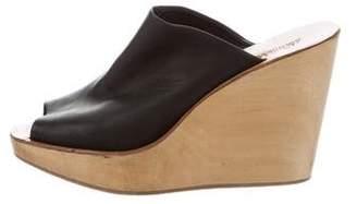 Rachel Comey Slide Wedge Sandals