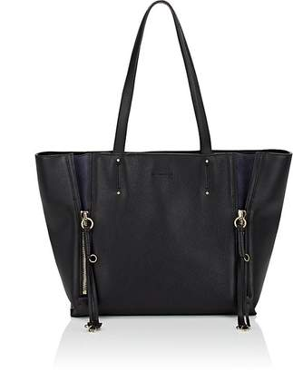 Chloé Women's Milo Medium Leather Tote Bag