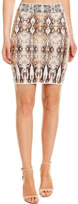 BCBGMAXAZRIA Mini Pencil Skirt