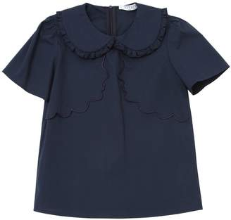 Faces Cotton Poplin Shirt