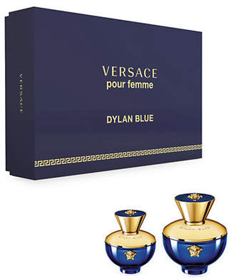 Versace Two-Piece Pour Femme Dylan Blue Gift Set
