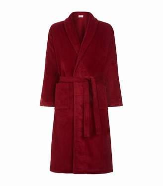 Derek Rose Velour Robe