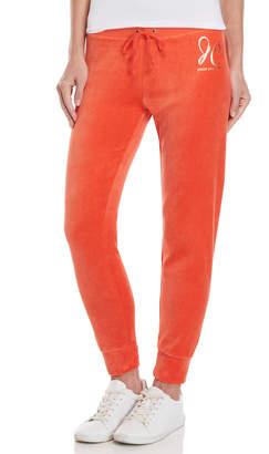 Juicy Couture Royal Form Velour Sweatpants