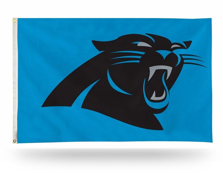 Kohl's Carolina Panthers Banner Flag