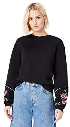 FIND Women's Embroidered Sweatshirt