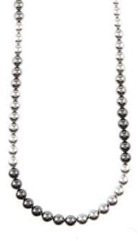 Oscar de la Renta Faux Pearl Single-Strand Necklace