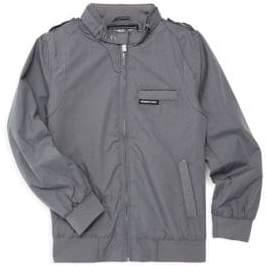 Members Only Little Boy's Long-Sleeve Jacket