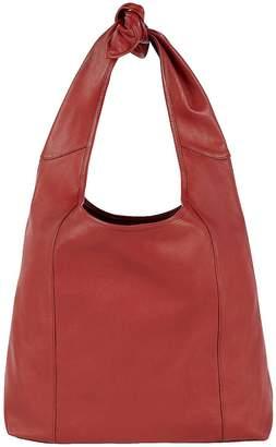 Kaleidoscope Leather Slouch Hobo Bag