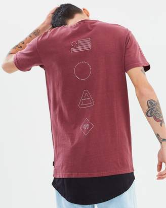 Silent Theory Empty Layered Tee