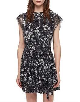 AllSaints Evely Lisk Dress