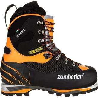 Zamberlan 6000 Karka Evo RR Mountaineering Boot