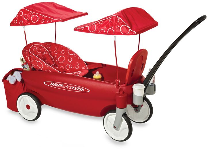 Radio Flyer Comfort Embrace Wagon™