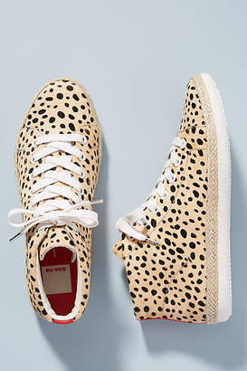 Dolce Vita Printed High-Top Sneakers