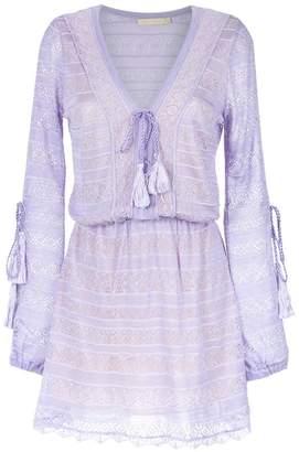 Cecilia Prado knitted long sleeves dress