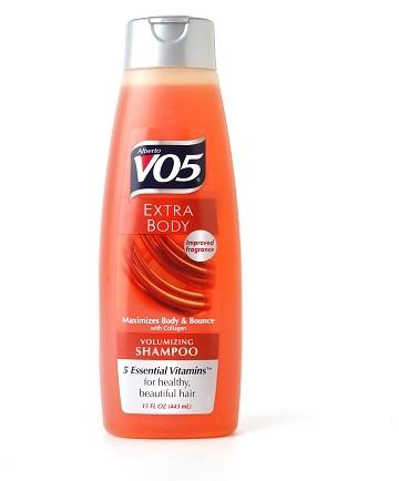 VO5 Alberto Extra Body Volumizing Shampoo