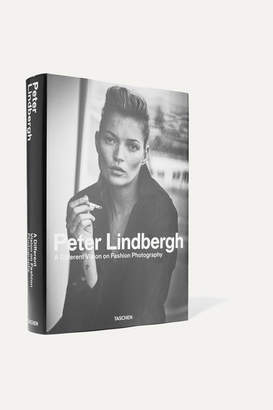 Taschen Peter Lindbergh: A Different Vision On Fashion Photography By Thierry-maxime Loriot Hardcover Book - Black
