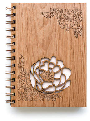 Peonies Journal