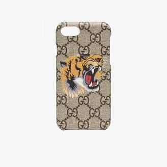 Gucci Tiger print iPhone 8 case