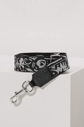 Marc Jacobs Graffiti bag strap