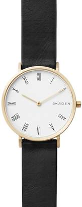 Skagen Women's Hald Analog Quartz Watch, 34mm