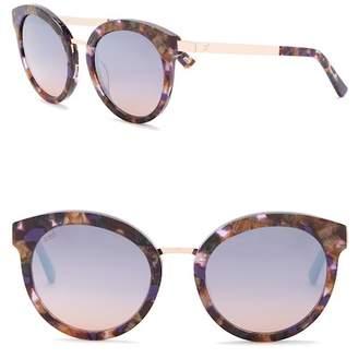 Web WE0196 Round 52mm Sunglasses