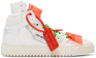 Off-White Off White White Low 3.0 High-Top Sneakers