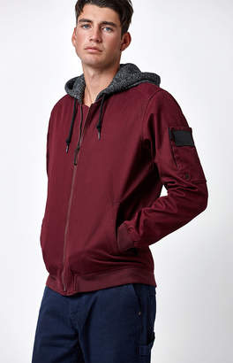 Tavik Bristol Hooded Zip Jacket