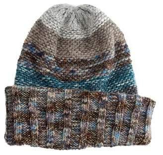 Missoni Oversize Rib Knit Beanie