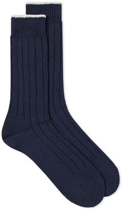 Mhl By Margaret Howell Tipped Sock