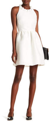 Kate Spade Poppy Detailed Mini Dress