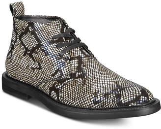 INC International Concepts I.n.c. Men Stoke Chukka Boots, Men Shoes