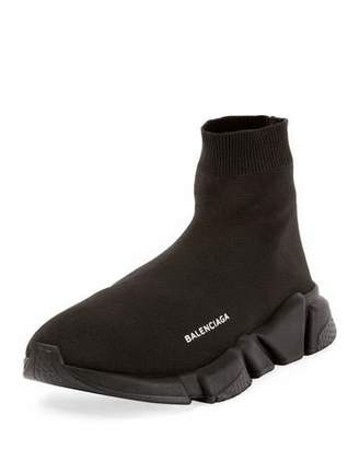 Balenciaga Speed Low Trainer Sneaker $545 thestylecure.com
