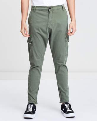 NTH Distress Cargo Pants